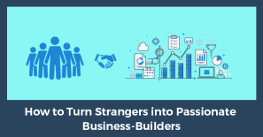 turn strangers into passionate business-builders with the power of sales funnels in marketing on the internet