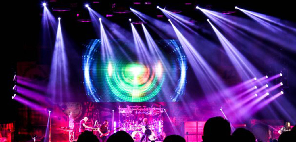 a guide to led stage lighting by the