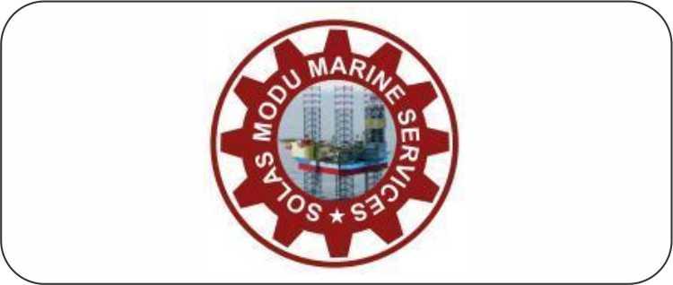 Solas Modu Marine Logo