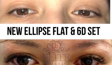 6D eye lash extension colleyville tx