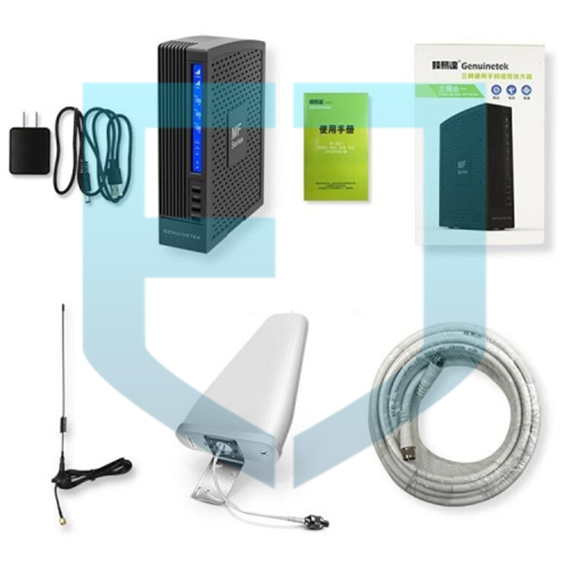 جهاز تقوية شبكات الموبايل Genuinetek Mf Series Elite Solutions