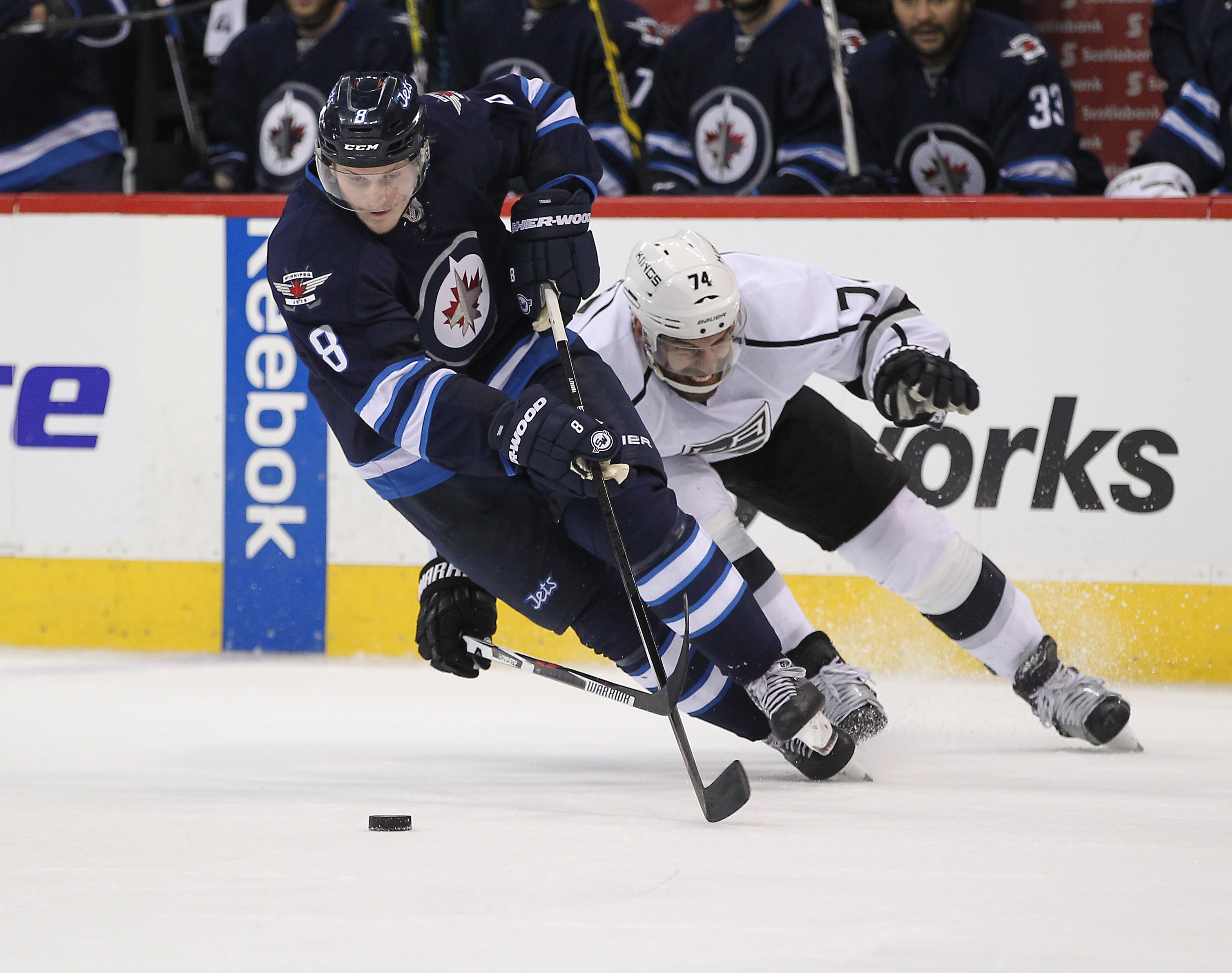 Jacob Trouba Can Easily Join The New York Rangers