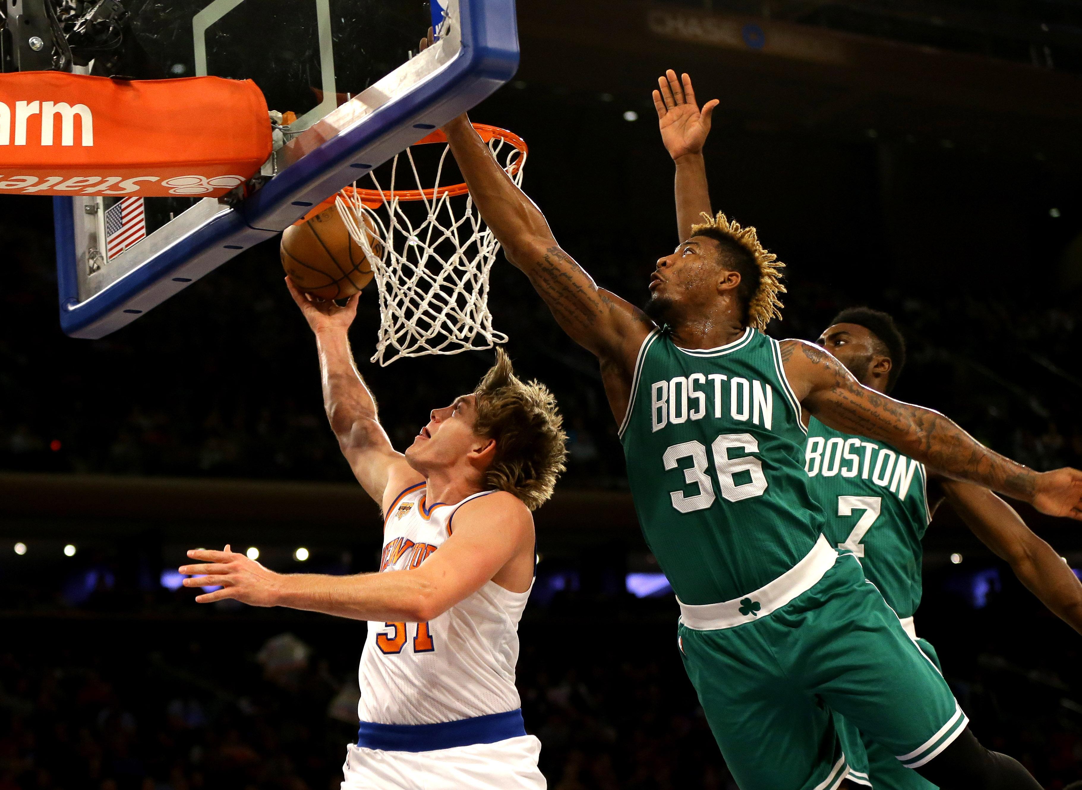 New York Knicks' Bench Is Proving Itself As Legitimate