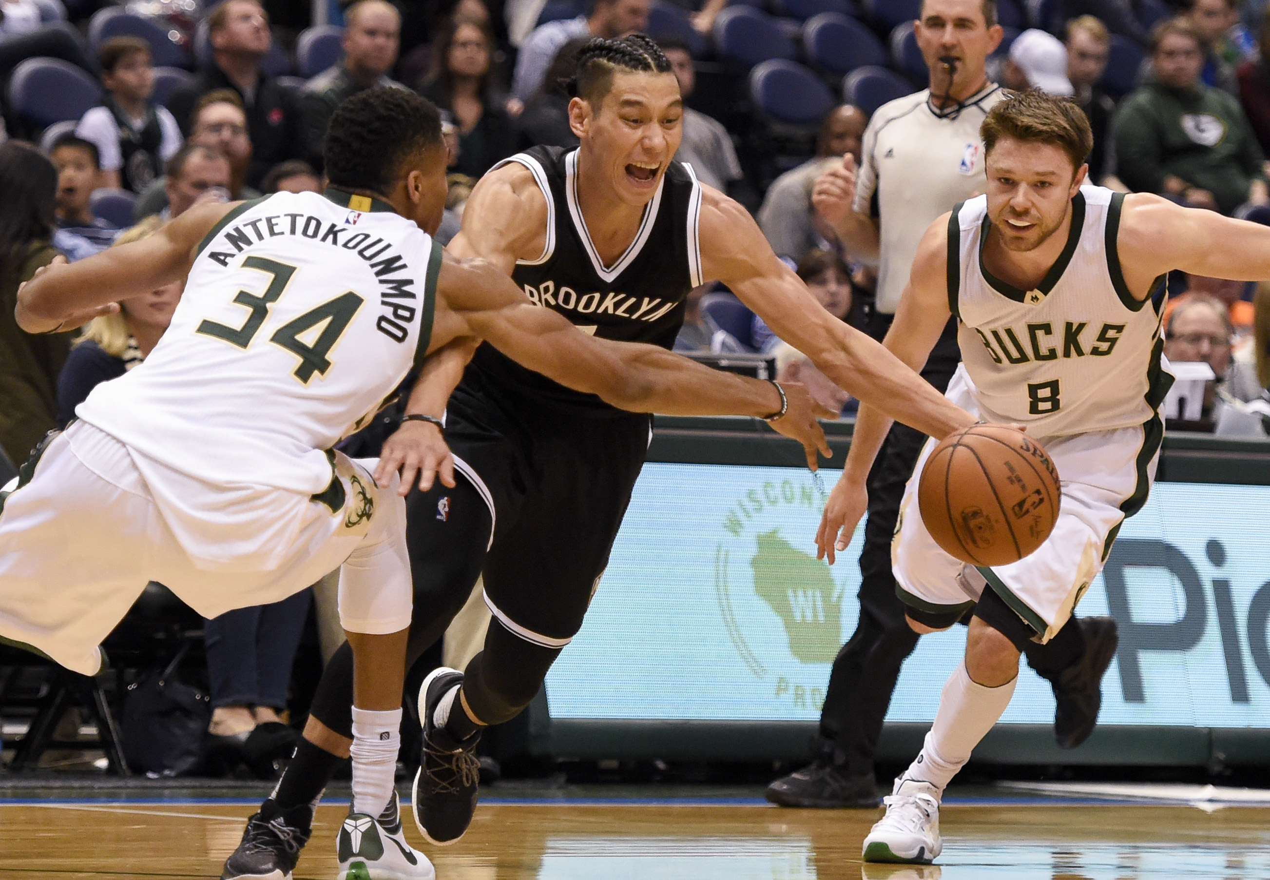 Bogdanovic, Nets Lose Heartbreaker At Buzzer In Milwaukee (Highlights)