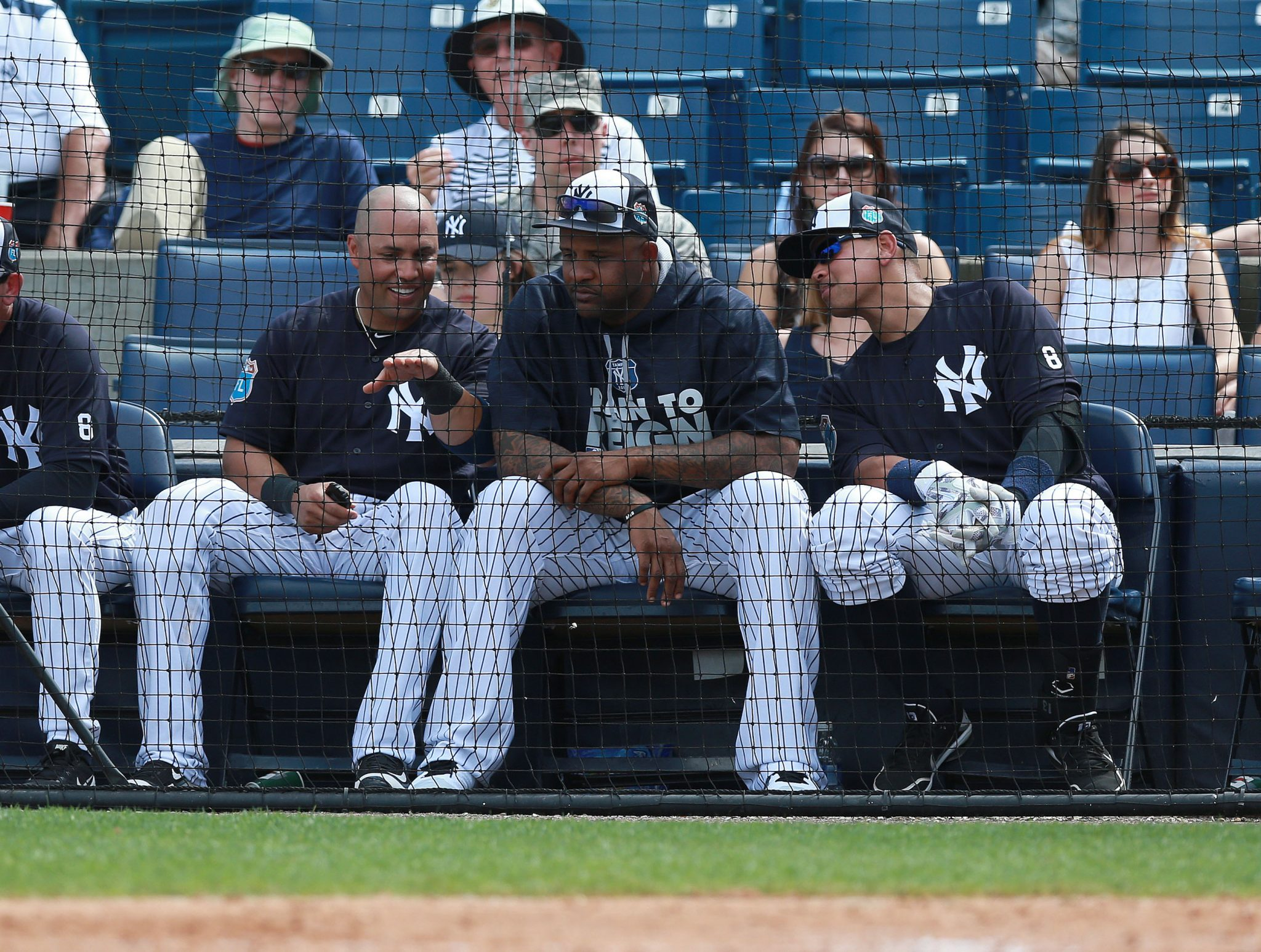 New York Yankees: Recovering CC Sabathia talks Beltran reunion