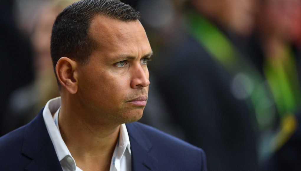 Former Yankee Alex Rodriguez opens up on Dick Stockton's new podcast