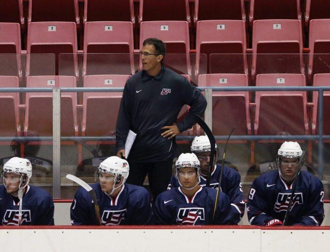 Alouette Former Nhl Hockey Coach