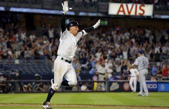Ronald Torreyes New York Yankees