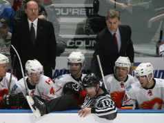 Former NHL coach Mike Keenan is looking for a new gig