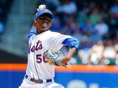 Rafael Montero, New York Mets