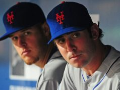 Zack Wheeler, Matt Harvey