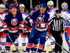New York Islanders, New York Rangers, John Tavares
