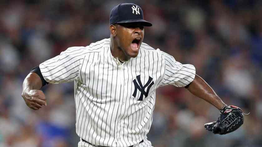New York Yankees: Luis Severino to throw off mound soon