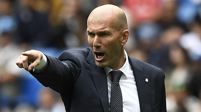 Real Madrid : les terribles statistiques de Zinedine Zidane depuis son retour