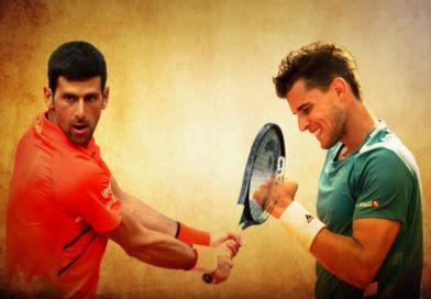 Tennis: Djokovic – Thiem : une belle qui sent la poudre