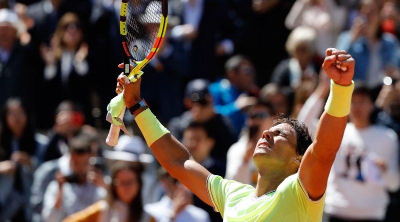 Tennis: Injouable, Nadal n'a fait qu'une bouchée de Federer