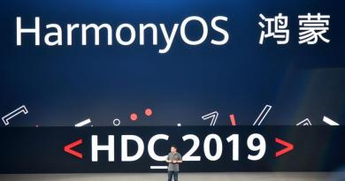 Chine: Huawei lance son propre système d'exploitation applicable aux téléphones portables