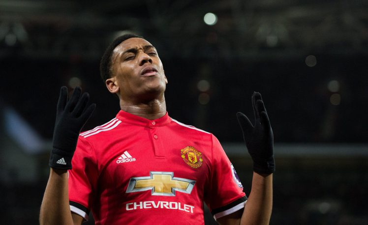 Anthony Martial Contract Talks