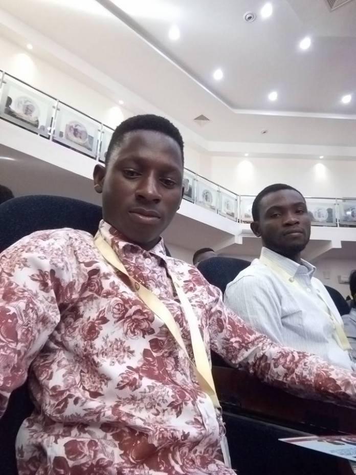 Ogbeni Niyi Toogun #NotTooYoungToRun