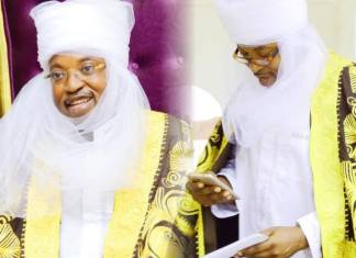 Oluwo of Iwo Land dress turbaned