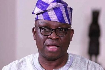 It is Still Better to Owe Workers' Salaries - Governor ayodele fayose