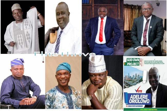 Analysis of Osun Governorship Aspirants from Iwoland By Yusuff Mutalub