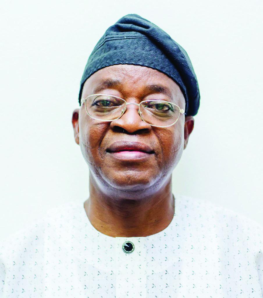 Abridged Profile of Alhaji gboyega Oyetola
