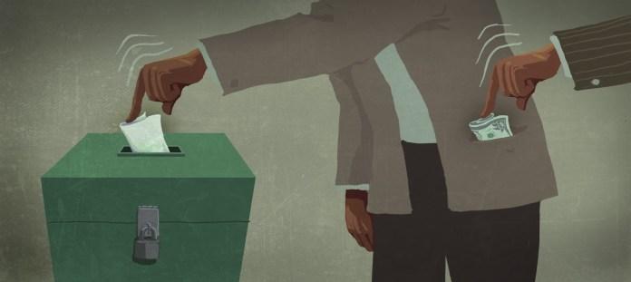 Vote buying in Nigeria