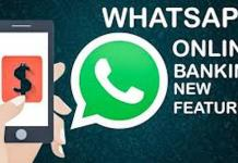 Whatsapp Banking tips