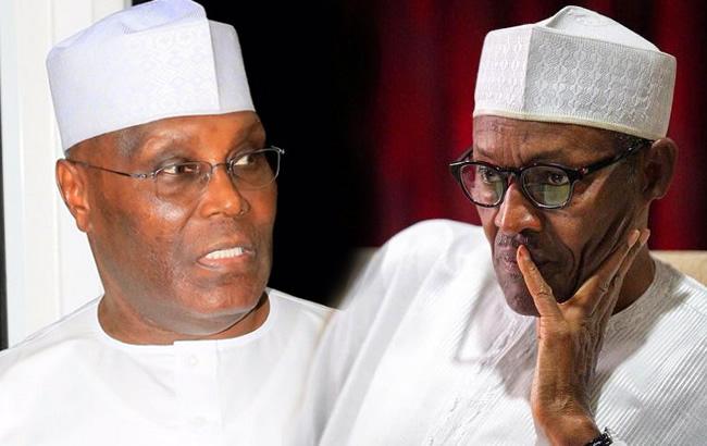 atiku vs buhari 2019 election