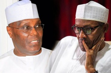 atiku vs buhari 2019 election