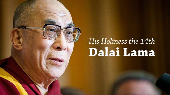 Dalai Lama Motivational Quotes