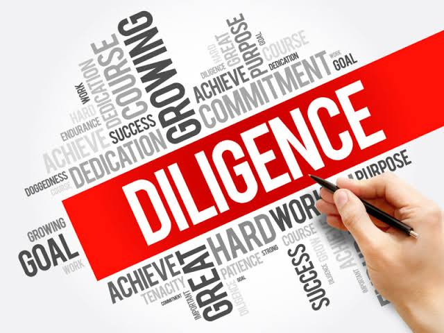 Diligence Tips