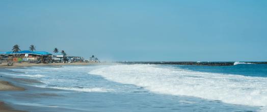 Elegushi beach vacation places