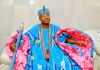 Oluwo of Iwo land