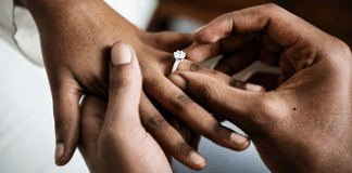 inter-tribal marriage proposal