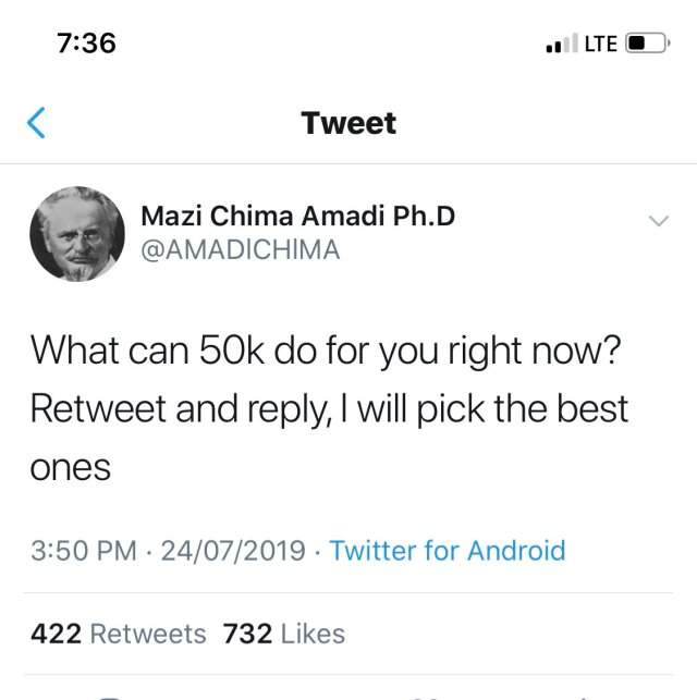 Twitter Fraudster and Impersenator