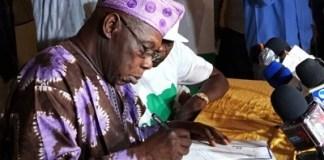 Obasanjo vs Buhari: Obasanjo and His Error of Diagnosis