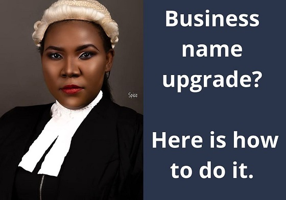 How To Upgrade From A Business Name To a Limited Liability Company