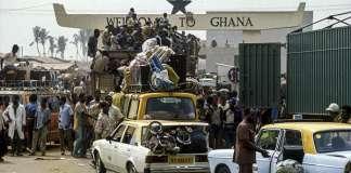 Ghana Must Go: The Diplomatic Nightmare Between Nigeria and Ghana   By Akanji Abdul Azeez