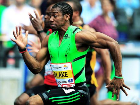 Sprinters body workout
