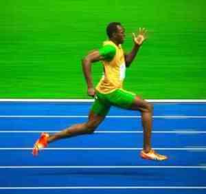 Usain-sprint