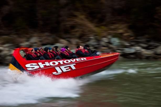 Shotover Jet - New Zealand