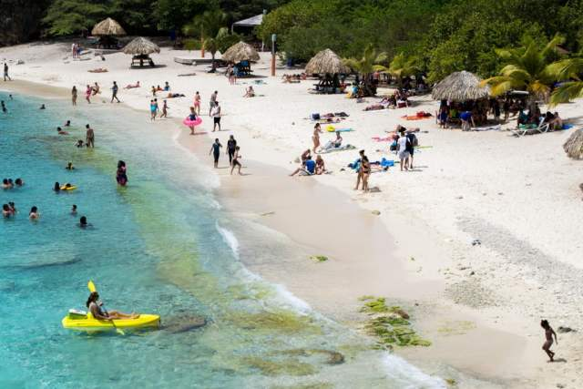 Playa Knip Beach Curacao