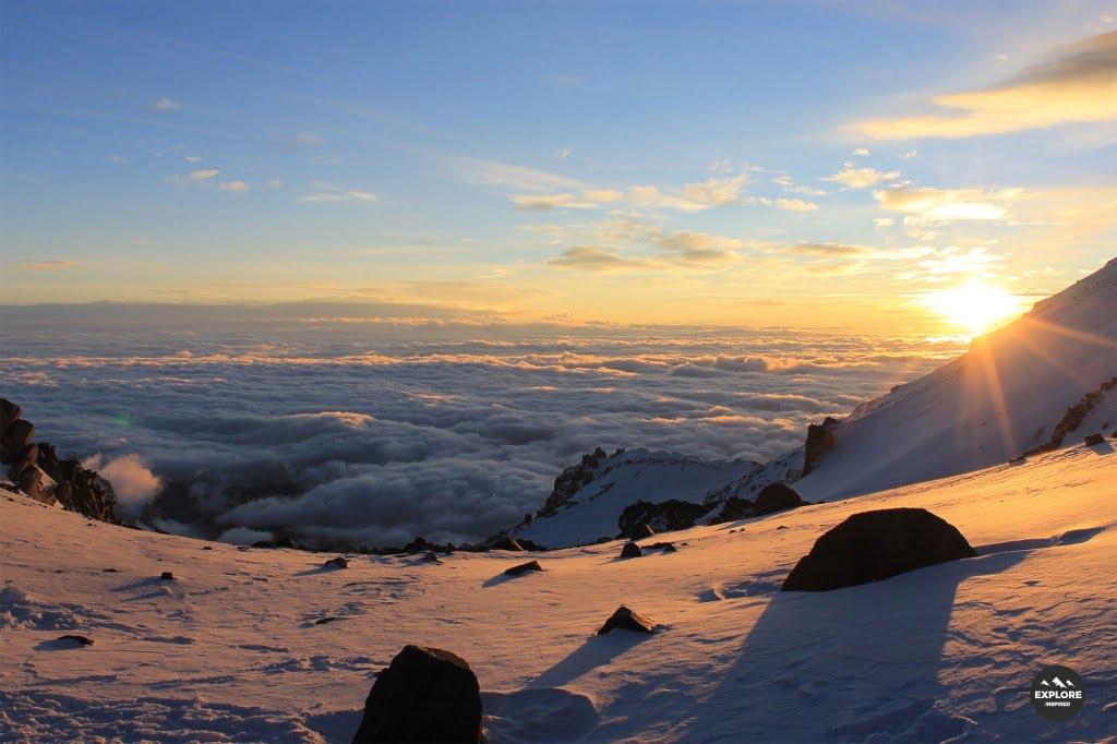 Aconcagua-Sunrise