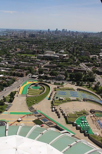 olympic park montreal photo