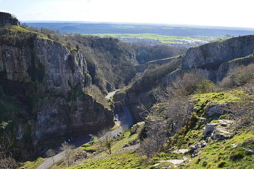 Cheddar Gorge photo