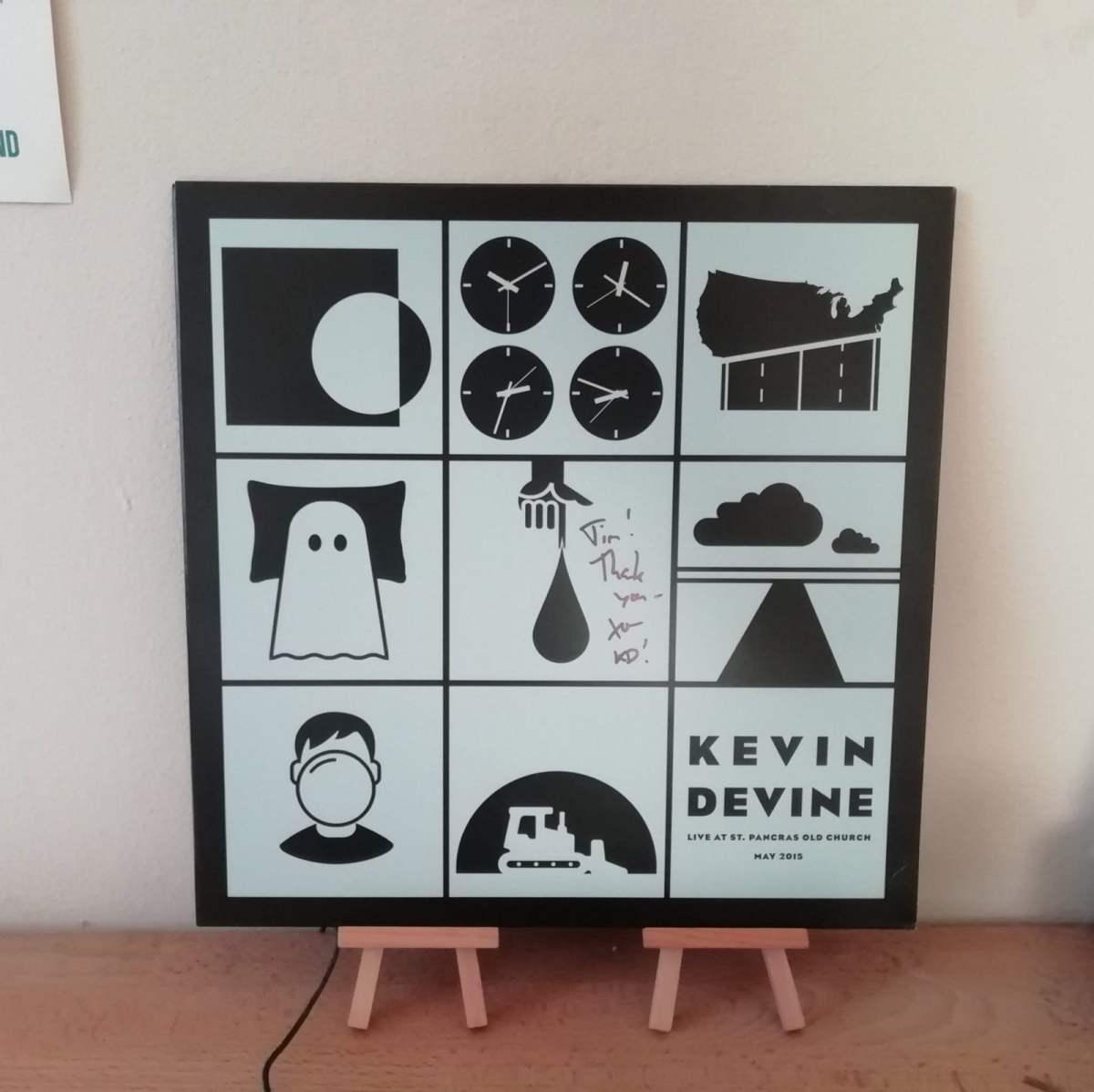 Kevin Devine - Starter for Ten 2
