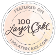 100 layer cake wedding feature