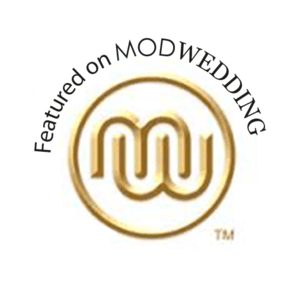 MOD wedding badge